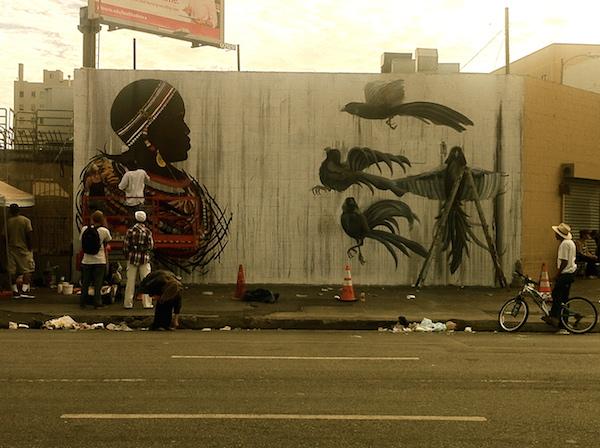Los Angeles MuralOrdinance
