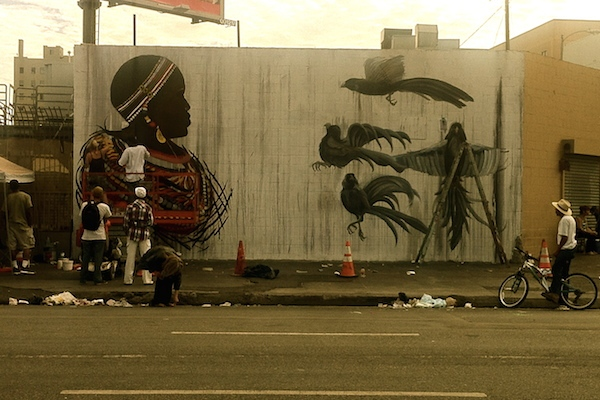 Los Angeles Mural Ordinance