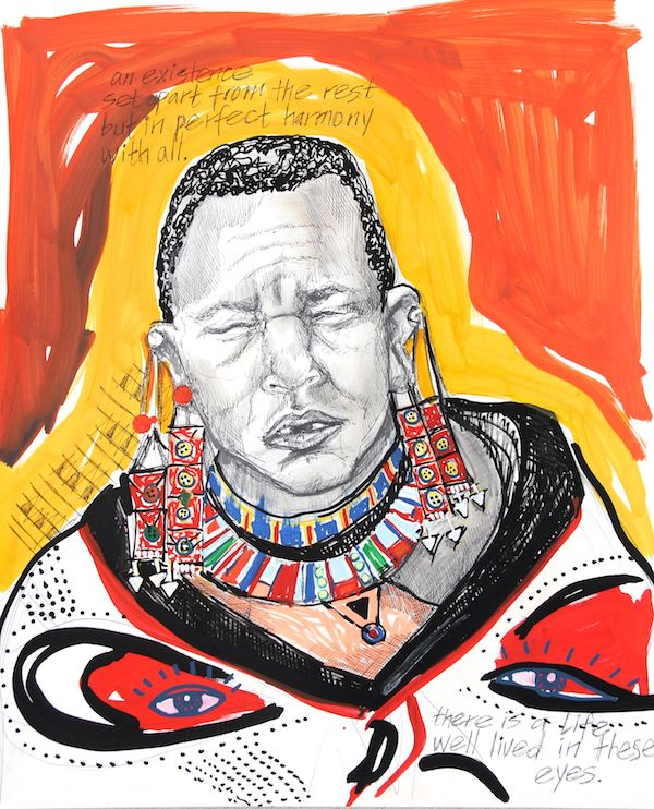 Kenya Portrait 3