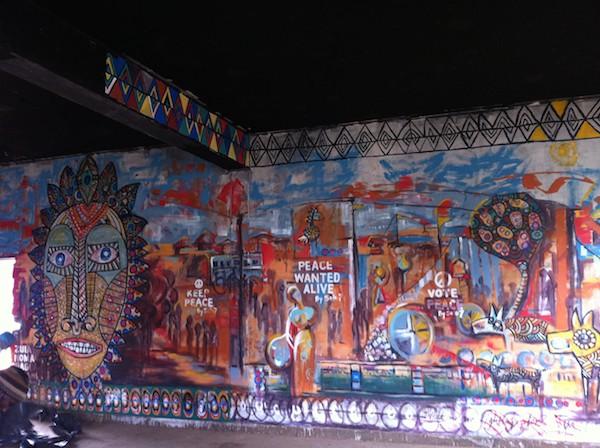 Kibera Mural