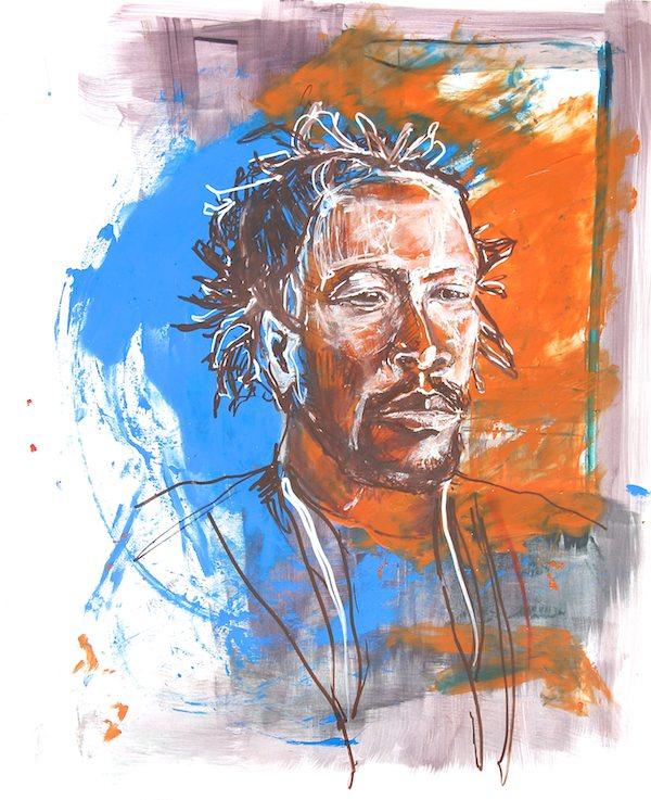 Kibera Portrait 2