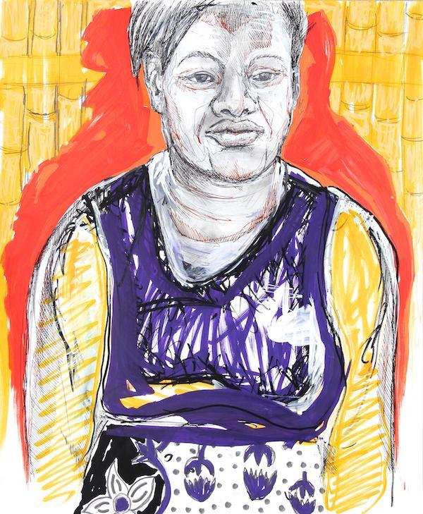 Maasai Portrait 3