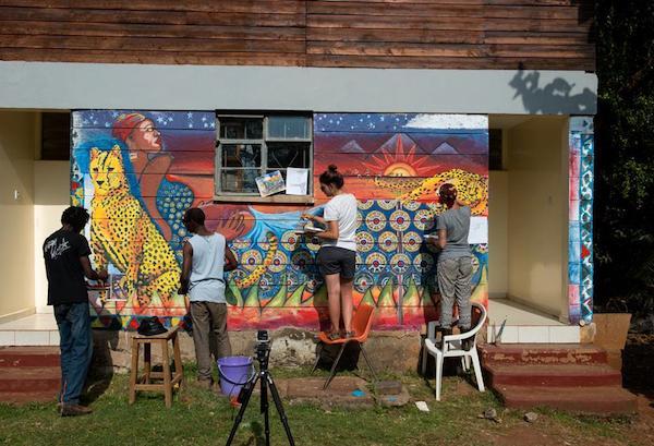 Nairobi Mural