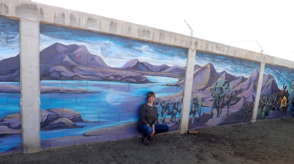 Oasis Mural