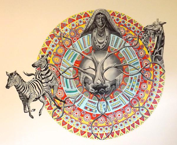 Kenya Mural