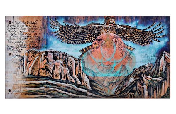 Yosemite Mural