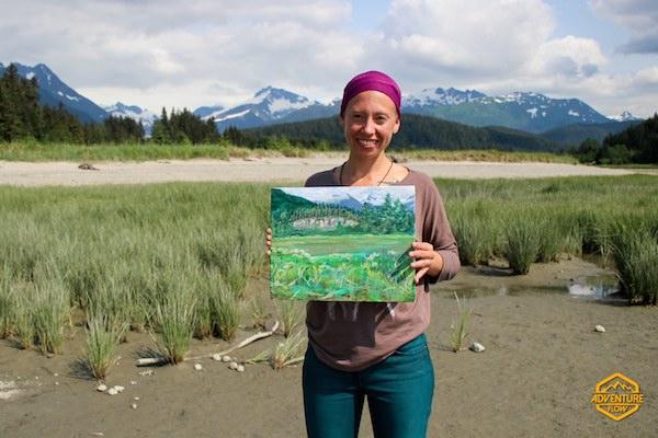 Inspiration from Alaska: AnInterview