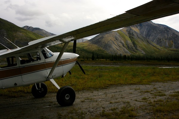 arctic-landing