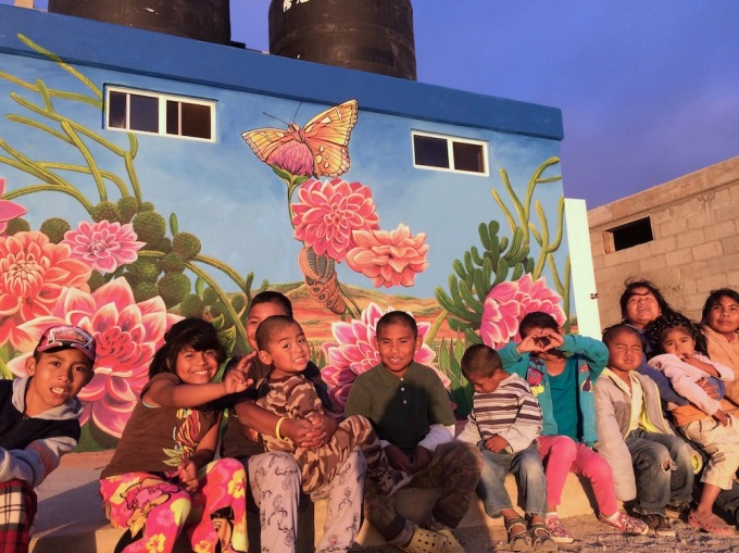 Group Mural