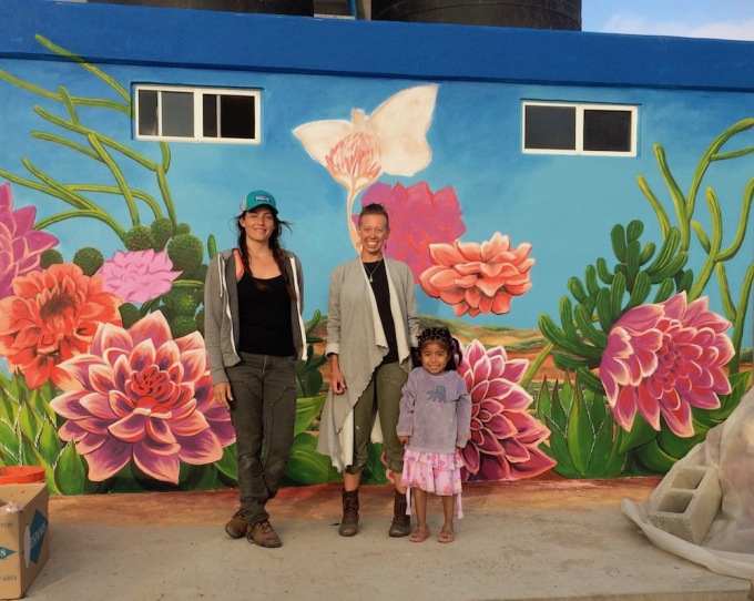 Mural with Us