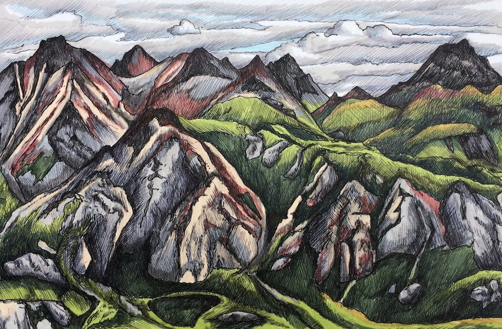 Brooks Range Massif